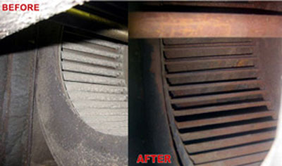 Air Duct Cleaning Process by Duct Masters Inc