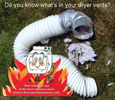 dryer vent cleaning in Chicago